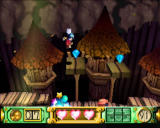 Klonoa: Door to Phantomile PlayStation Forlock Forest is withered and dying