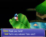 Klonoa: Door to Phantomile PlayStation Forlock Forest is green once more