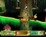 Klonoa: Door to Phantomile PlayStation Use the gondolas to travel to unreachable areas