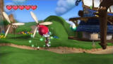 Klonoa: Door to Phantomile Wii Pickup enemies by shooting at them with a wind bullet