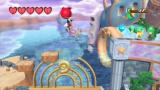 Klonoa: Door to Phantomile Wii You'll need to double jump to make it across this gap