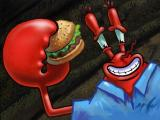 SpongeBob SquarePants: Lights, Camera, Pants! Windows Mr. Krabs, happy again!