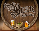 Beer Tycoon Windows Title and main menu screen