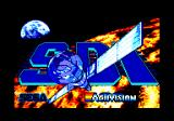SDI: Strategic Defense Initiative Amstrad CPC Loading screen