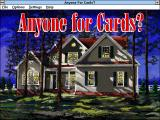 Anyone for Cards? Windows 3.x Title Screen