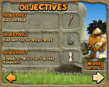 The Humans: Meet the Ancestors! Windows Level objectives