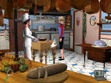 Detective Barbie 2: The Vacation Mystery Windows Talking to the chef