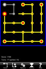 Cablink iPhone A Twistier game adds more turns in the solved puzzle