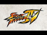 Street Fighter IV Windows Title Screen