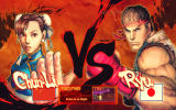 Street Fighter IV Windows Chun-Li vs Ryu