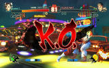 Street Fighter IV Windows K.O. means your opponent has had enough.