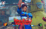 Street Fighter IV Windows You have won.