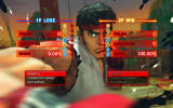 Street Fighter IV Windows Vesus mode match results