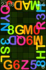 Alphabetic iPhone Alphabet too easy for you?  Try adding numbers in there too!