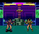 Double Dragon V: The Shadow Falls Genesis Sekka vs. Sekka!