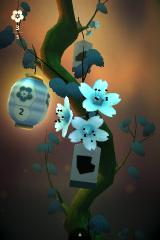 Zen Bound iPhone The Tree of Challenge has differently themed levels
