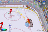 NHL Hitz 20-03 Game Boy Advance He Shoots!