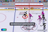 NHL Hitz 20-03 Game Boy Advance Get too rough, and you'll earn a trip to the sin bin...