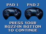Jeopardy! Deluxe Edition Genesis Select your buzz in button.