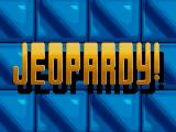 Jeopardy! Deluxe Edition Genesis Starting the Jeopardy! round.