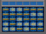 Jeopardy! Deluxe Edition Genesis The amounts fill in.