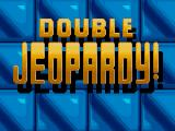 Jeopardy! Deluxe Edition Genesis Starting the Double Jeopardy! round.