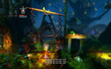 Trine Windows Use the objects in the environment to solve this puzzle.