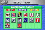 Baseball Advance Game Boy Advance All the American League Teams are here...