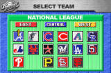 Baseball Advance Game Boy Advance ...and the National League teams too.