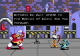 Dr. Robotnik's Mean Bean Machine Genesis Intro