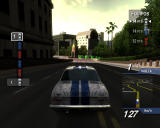 Ford Bold Moves Street Racing Windows Team race in Downtown track
