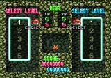 Dr. Robotnik's Mean Bean Machine Genesis Two-player mode