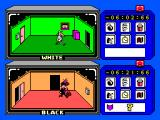 Spy vs Spy SEGA Master System In Game #1