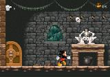 Mickey Mania Genesis these skeletons are dangerous..