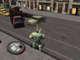 The Incredible Hulk Windows You can use several objects as a shield to protect yourself