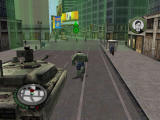 The Incredible Hulk Windows In this mission you nee to protect your friend and his tank