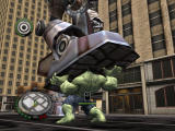 The Incredible Hulk Windows The big robot wants to kill me!
