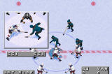 NHL 2002 Game Boy Advance Time to drop the puck!