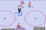 NHL 2002 Game Boy Advance Brad Richards gets behind the D for a breakaway!