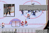 NHL 2002 Game Boy Advance Lightning strikes in Florida...it's 1-0 Tampa Bay!