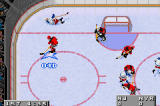 NHL 2002 Game Boy Advance Scott Stevens, master of the body check.
