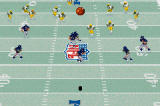 Madden NFL 2002 Game Boy Advance ...and we're underway!