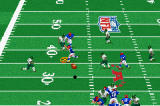 Madden NFL 2002 Game Boy Advance Hard throw to left field...