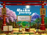 Haiku Journey Windows Main menu