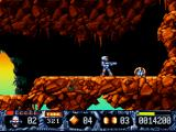 Turrican II: The Final Fight DOS Found an 1-UP