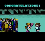 Factory Panic Game Gear Congratulations! You made it! Well, only Round 1, that is, but nonetheless...