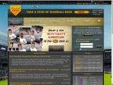 Baseball Boss Browser Game Page