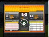 Baseball Boss Browser Loading my current roster...