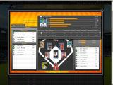 Baseball Boss Browser ...and configuring the team afterwards.