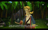 Tales of Monkey Island: Chapter 1 - Launch of the Screaming Narwhal Windows Guybrush ponders what to blow up first.